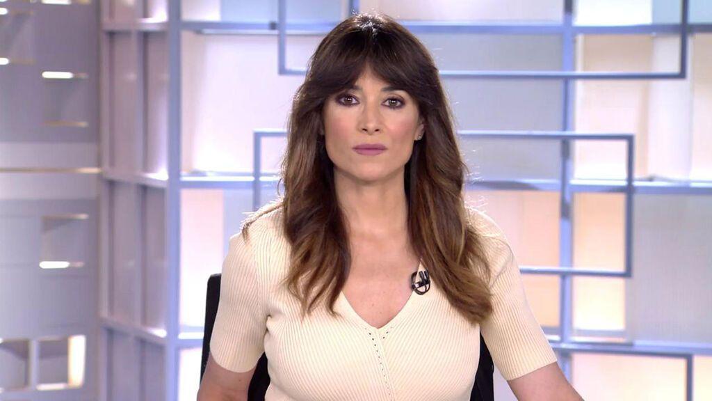 Con Arancha Morales y Leticia Iglesias Informativos Telecinco 2021 Matinal 14/06/2021