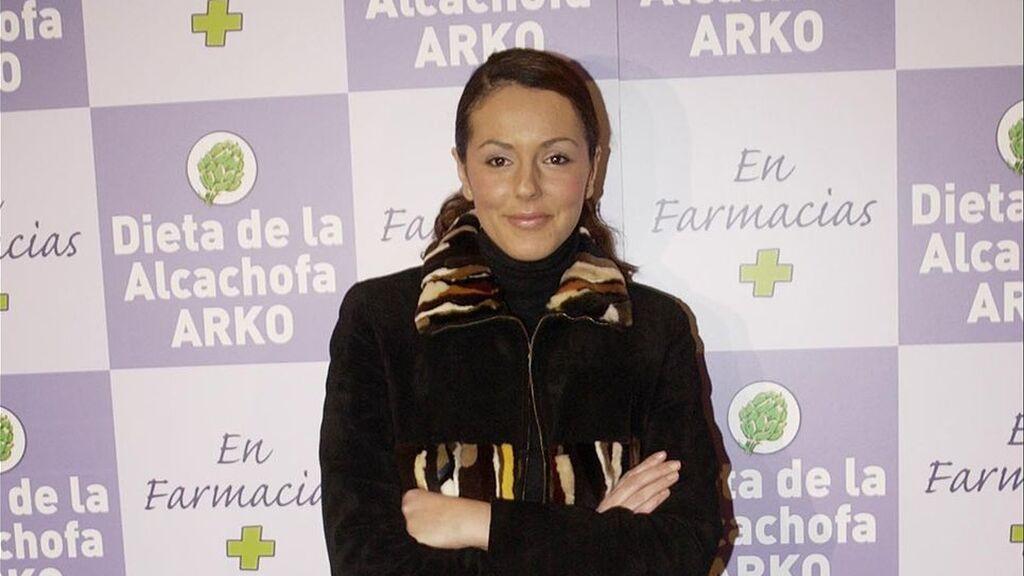 Rocío Carrasco, presentando la dieta de la alcachofa (2003)