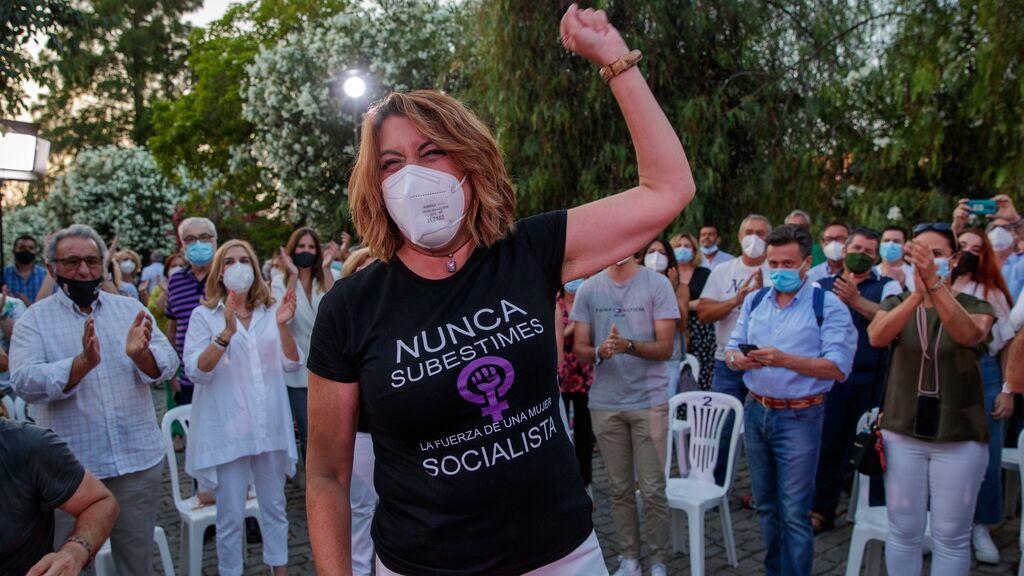 Susana Díaz, el ocaso de una lideresa