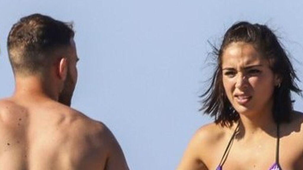 Sandra Pica, pillada con un futbolista de fama internacional