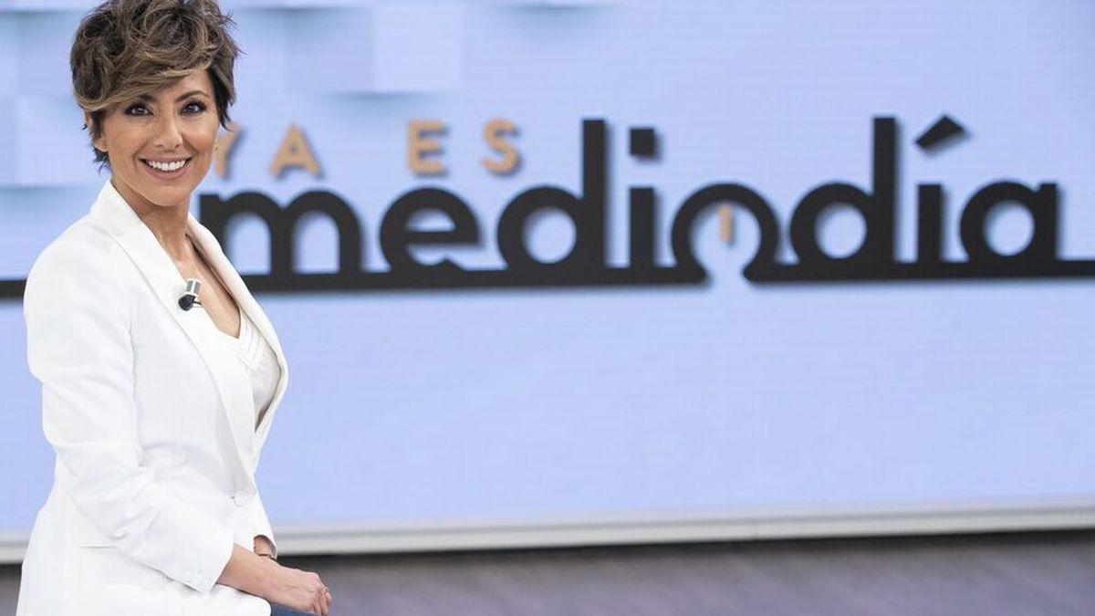 'Ya es mediodía' cumple su tercer aniversario en Telecinco con récord histórico de cuota