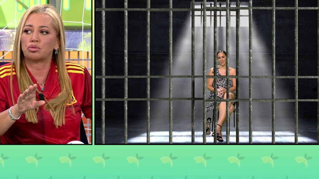 "Belén Esteban, muy crítica con Kiko Rivera: ""Me pareció vergonzoso"""