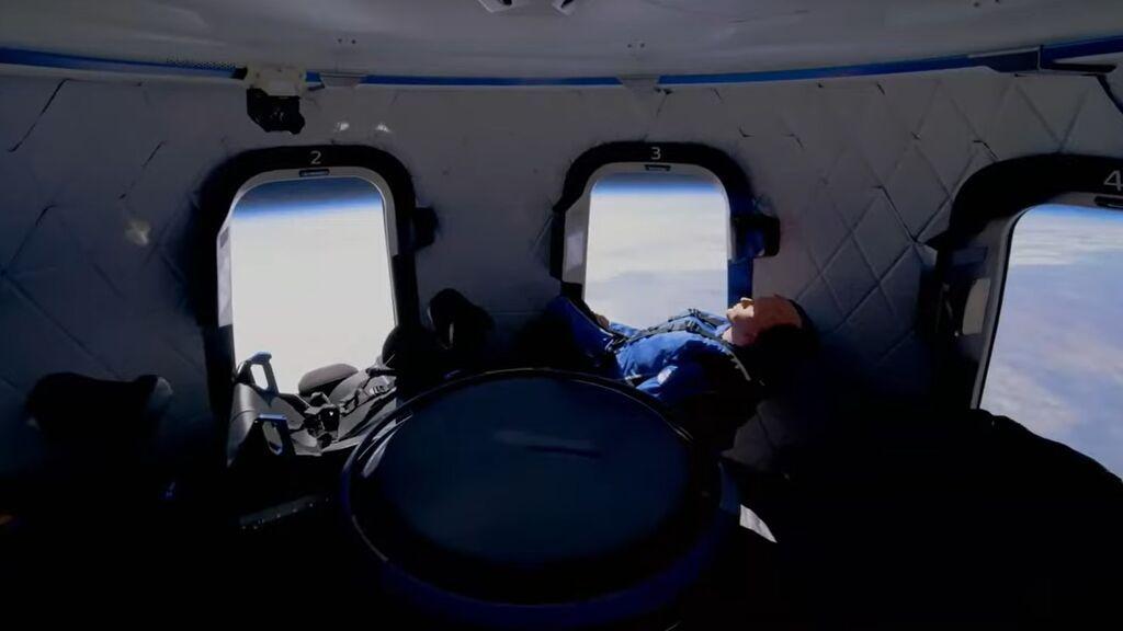 Este es el precio que se ha pagado por viajar al espacio con Jeff Bezos en el SpaceX