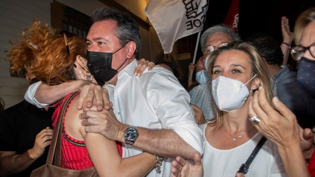 Juan Espadas, el triunfo de la promesa del cambio y la unidad