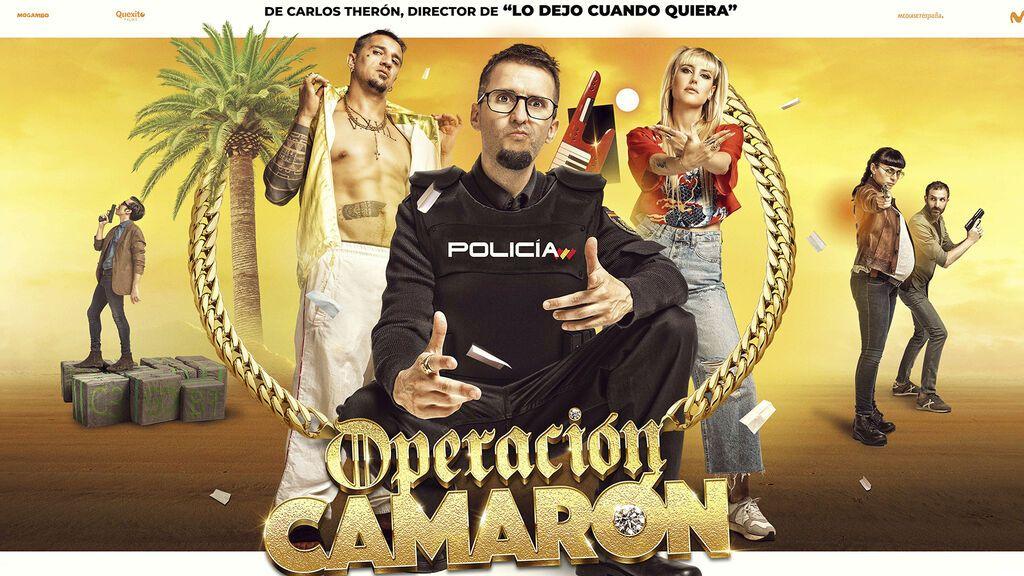 El tráiler de 'Operación Camarón'