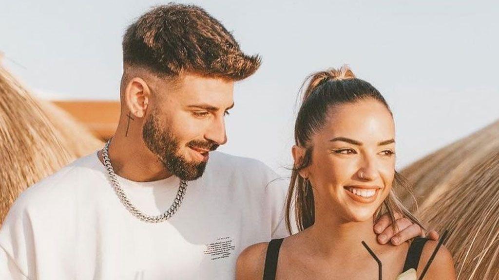 Isaac Torres y Lucía se besan apasionadamente en medio de los rumores de crisis