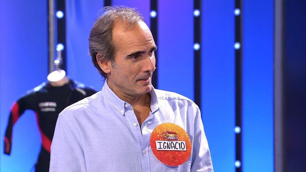 Ignacio se queda corto y no consigue el 'escaparate final'
