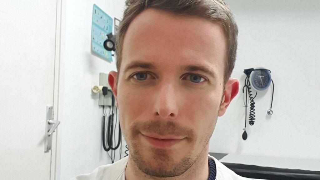 """Francesc Alòs, médico de familia: """"Sin mascarilla y con un 50% de la población vacunada habrá un 27% de contagios"""""""