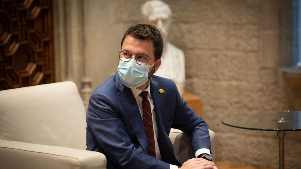 Aragonès mantiene el boicot al rey Felipe VI en la cena de este miércoles en Barcelona