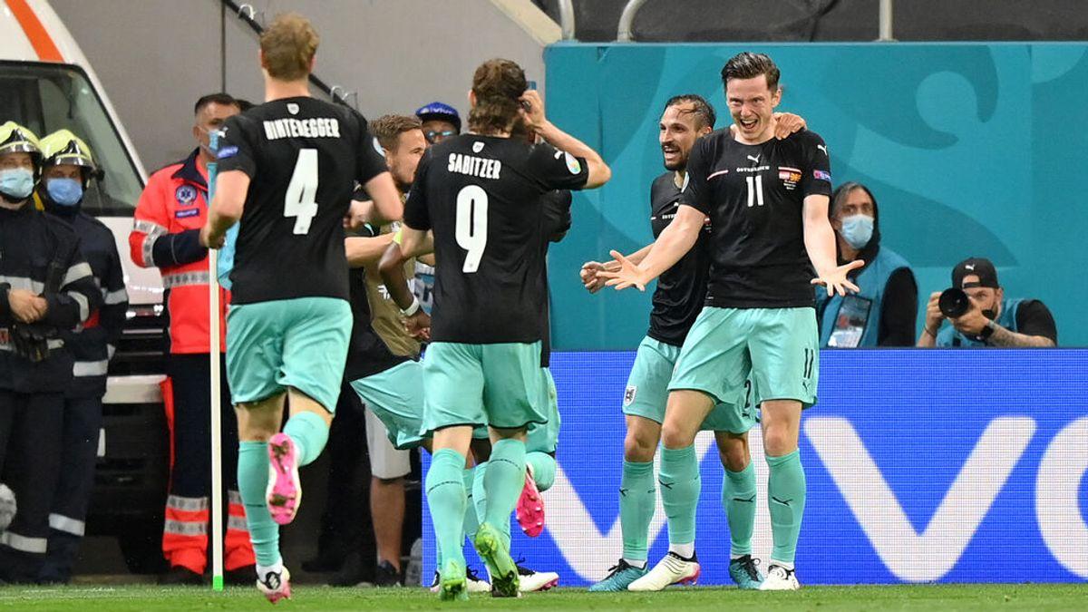 Países Bajos – Austria: el duelo del grupo C, el jueves 17 a las 21.00h en Cuatro y mitele.es