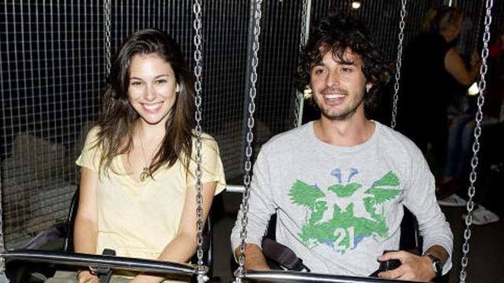 Su primer novio conocido fue Javier Pereira.