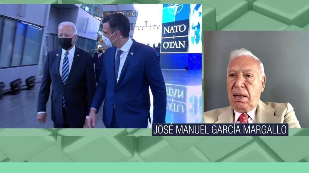 """Margallo, """"muy preocupado"""" con el asalto de Sánchez a Biden"""