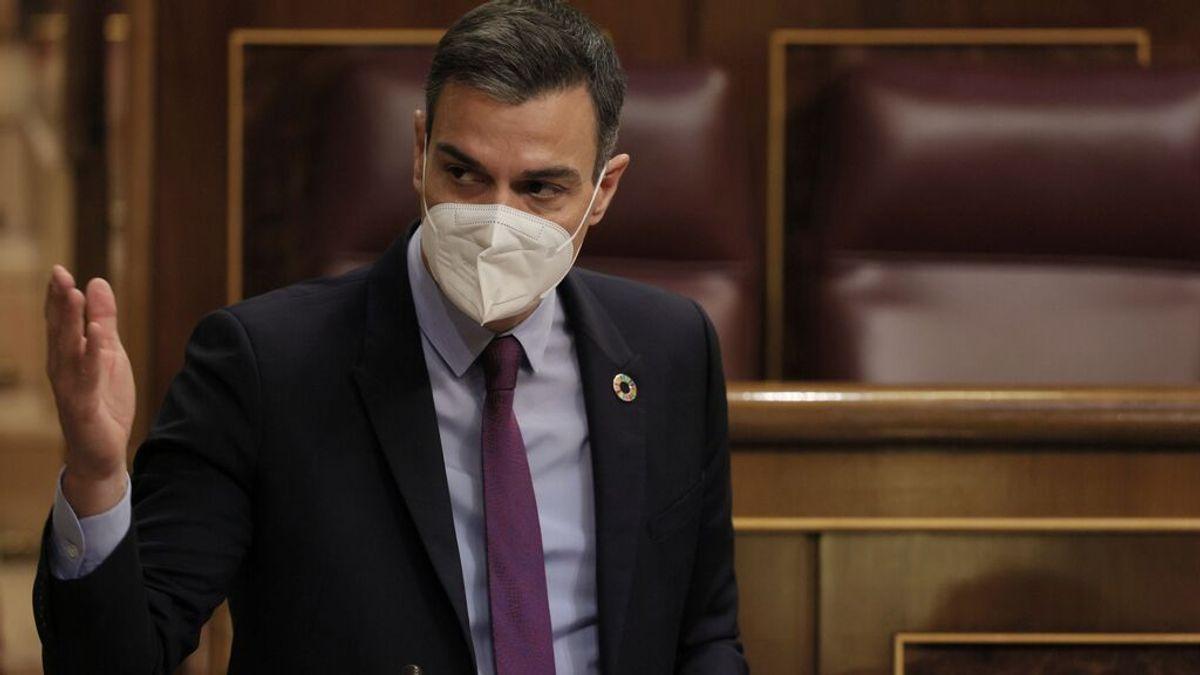 Sánchez informará al Congreso sobre los indultos la primera semana de julio