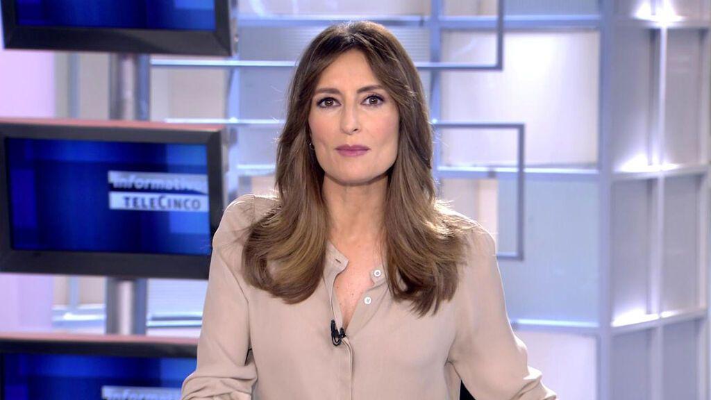 Con Arancha Morales y Leticia Iglesias Informativos Telecinco 2021 Matinal 15/06/2021