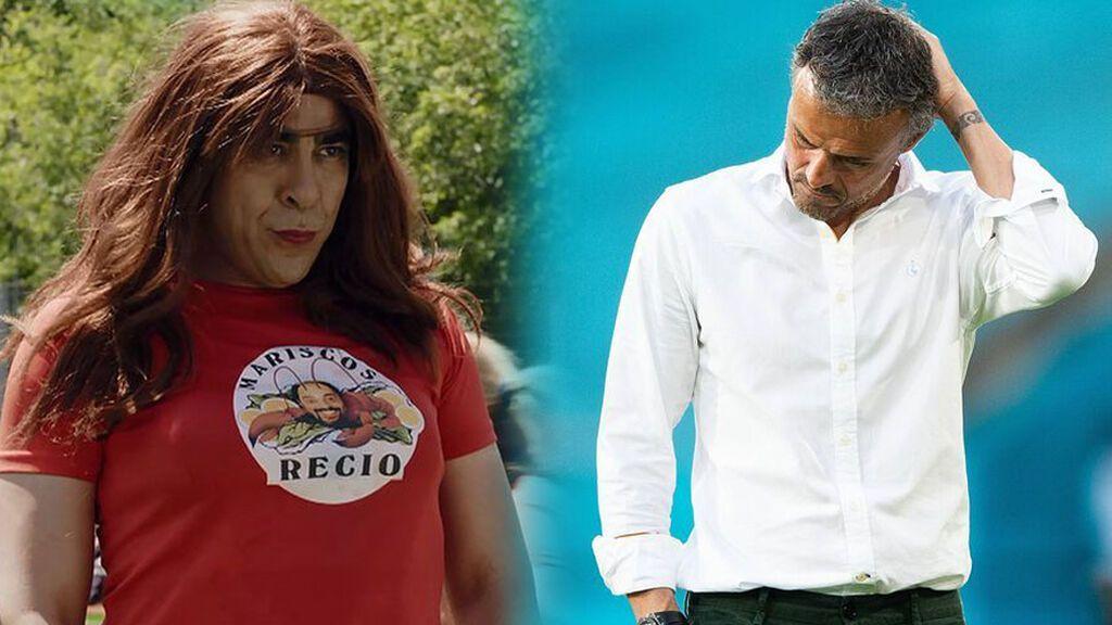 Luis Enrique no busques más: ¡Amador es tu delantero pichichi para la Eurocopa!