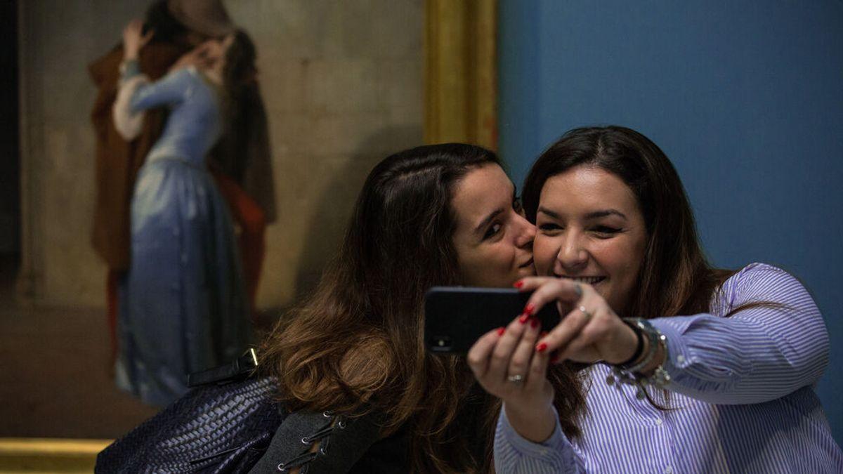 """Lanzan un innovador experimento en museos para medir las """"audiencias"""" de los cuadros"""