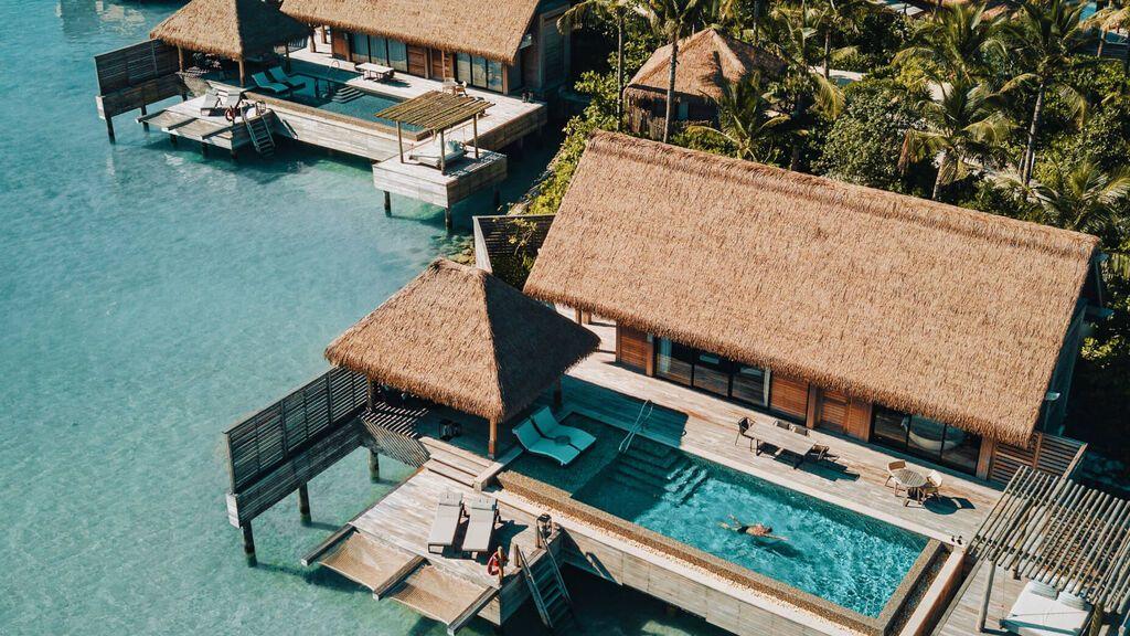 Vacaciones de lujo en las Maldivas: alquilar una isla privada por 80.000 dólares la noche