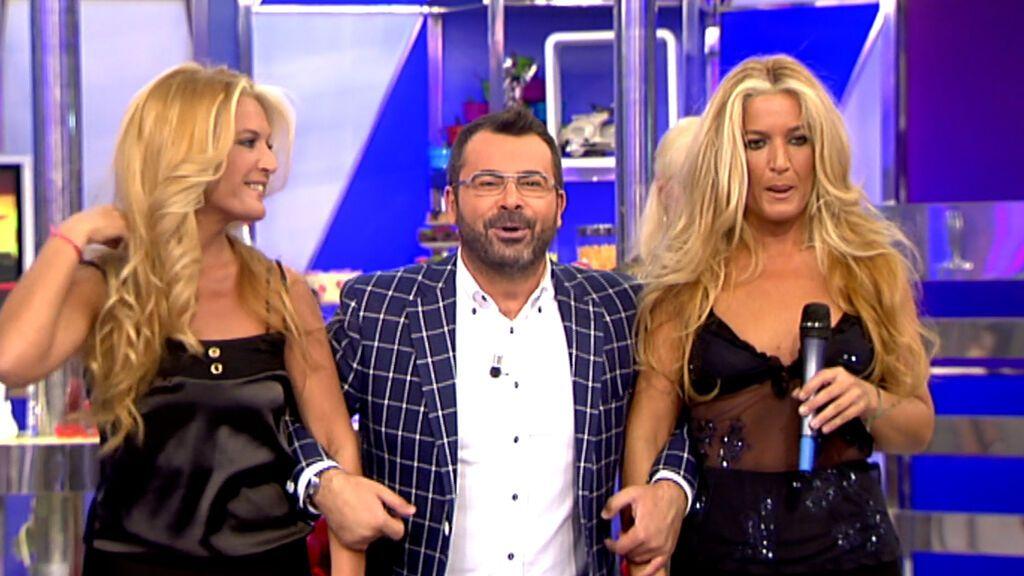 La primera vez de 'Las Mellis' en Telecinco fue defendiendo a la que hoy es una de sus mayores enemigas