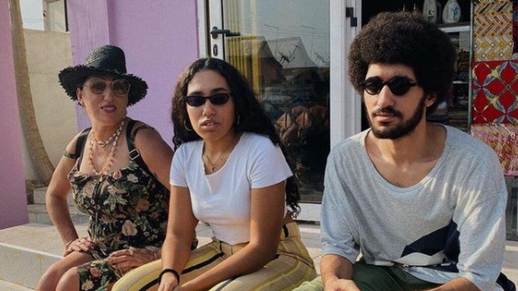 Gabriel y Luna, así son y a esto se dedican los hijos de Rossy de Palma: modelos, amantes del cine y de las artes.