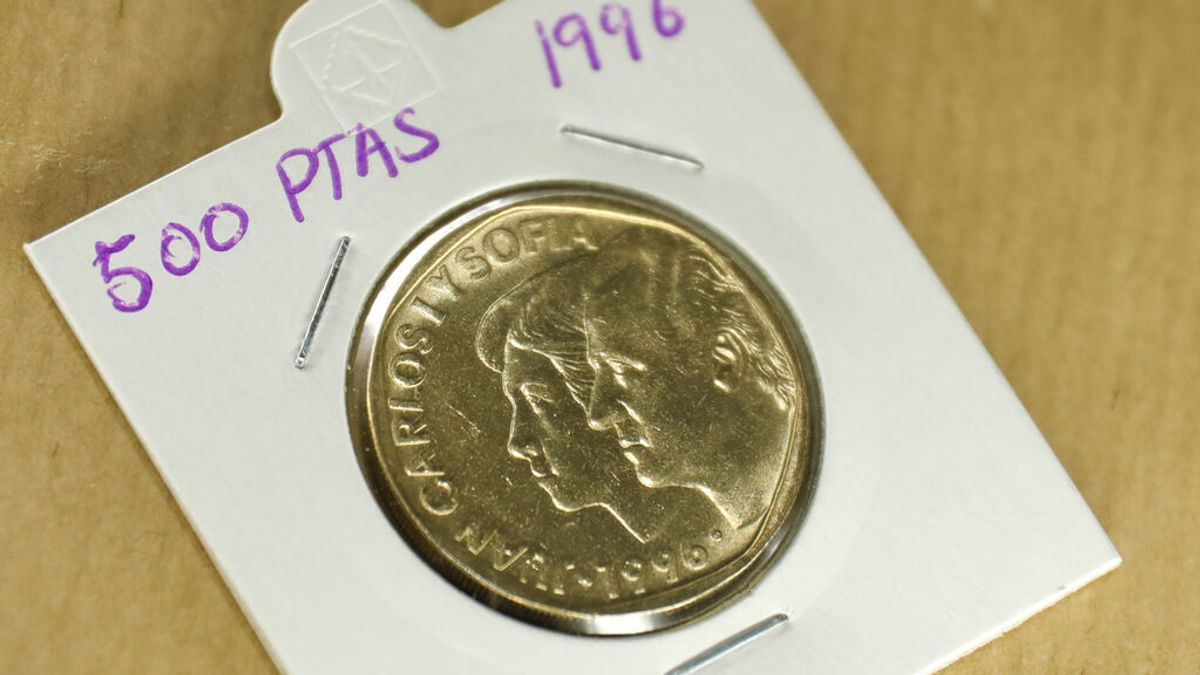 El final de las últimas pesetas: ahora se pueden cambiar también en bitcoin, pero solo hasta final de mes