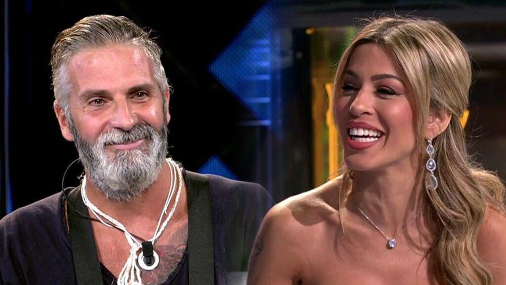 """La declaración de Oriana Marzoli a Carlos Alba: """"Si tuviese tu edad, me encantaría tener un marido como tú"""""""