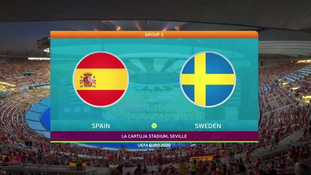 El debut de La Roja en la Eurocopa arrasa con casi 8M de espectadores y concede a Telecinco su mejor día (22,6%) y mejor prime time (36,9%) de los últimos tres años