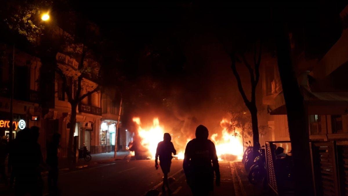 La Guardia Civil ve a una facción radicalizada de los CDR como una organización terrorista que manejaba explosivos