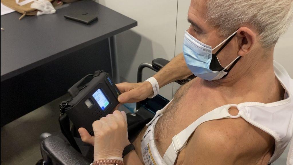 El Hospital de Sant Pau utiliza un chaleco desfibrilador ante el riesgo de muerte súbita