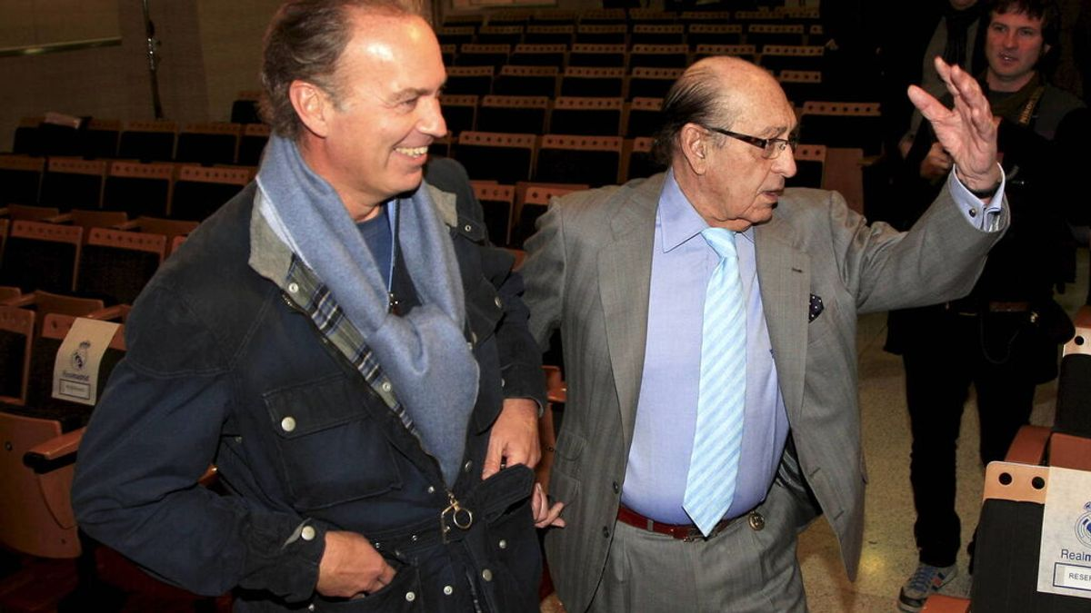 Quién es Enrique Ortiz, el padre de Bertín Osborne que es Conde y con quien cortó la relación durante mucho tiempo.