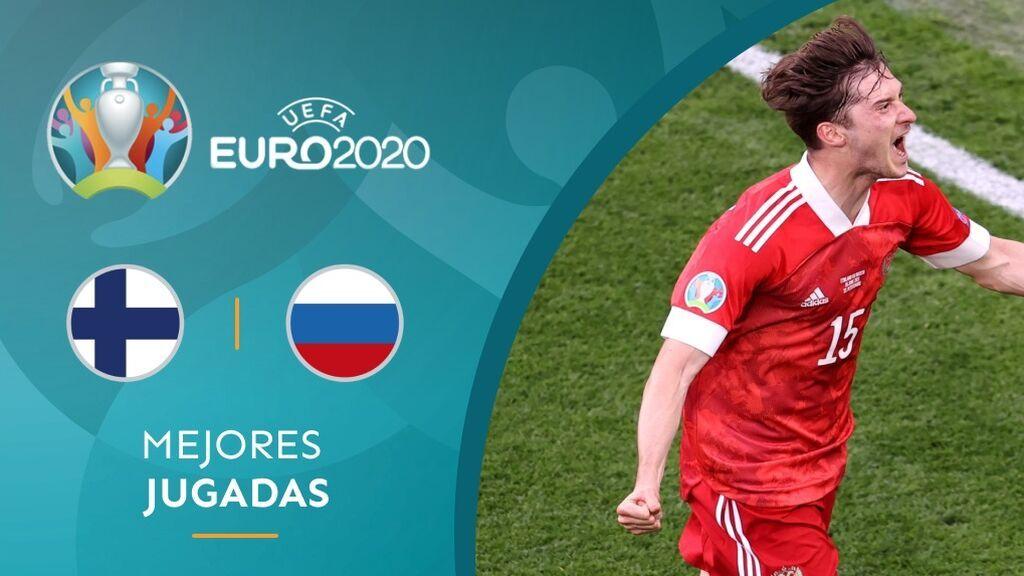 Miranchuk le da la victoria a Rusia tras un partido con varios sustos