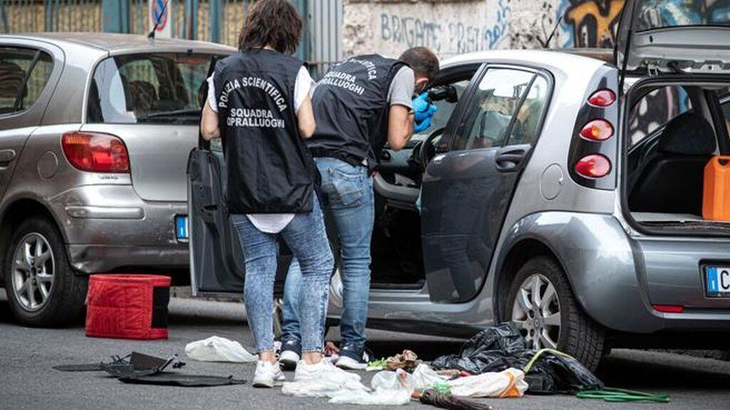 Desactivan un coche bomba a cinco kilómetros del Estadio Olímpico de Roma donde Italia juega ante Suiza