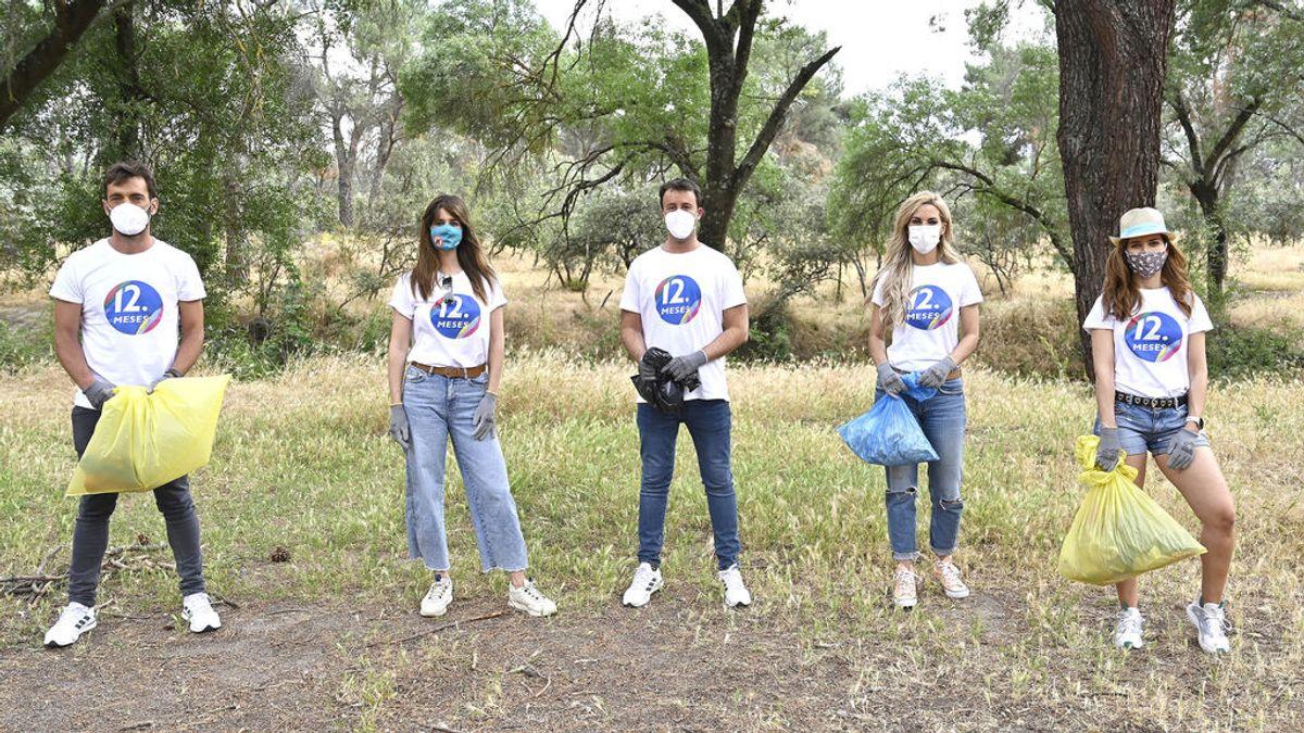 La campaña '12 Meses Contra la Basuraleza', clave en el éxito de la acción de recogida de residuos de Proyecto LIBERA con datos récord: 114.000 toneladas en 1.100 puntos naturales del país