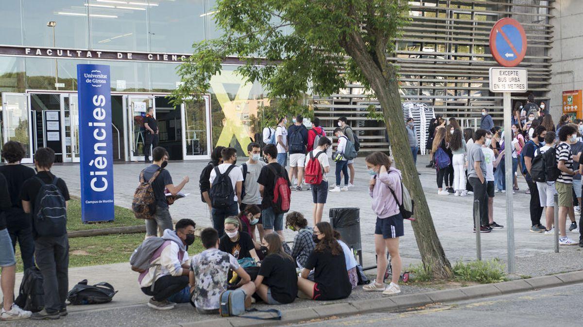 ¿Dónde, cuándo y cómo consultar las notas de la PAU 2021 en Cataluña?