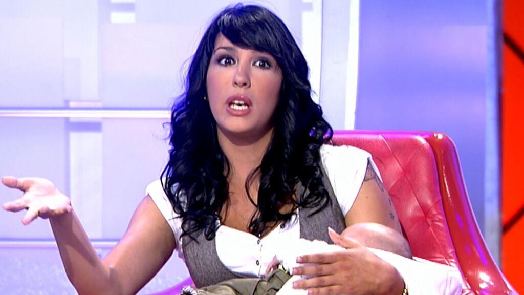 Jennifer Sánchez presentó a su bebé en 'MyH' y contó el episodio más dramático con el padre de su hijo