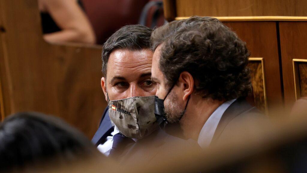 """Santiago Abascal se mofa de Pedro Sánchez: """"Le regalo los 7 segundos para su próxima cumbre bilateral"""""""