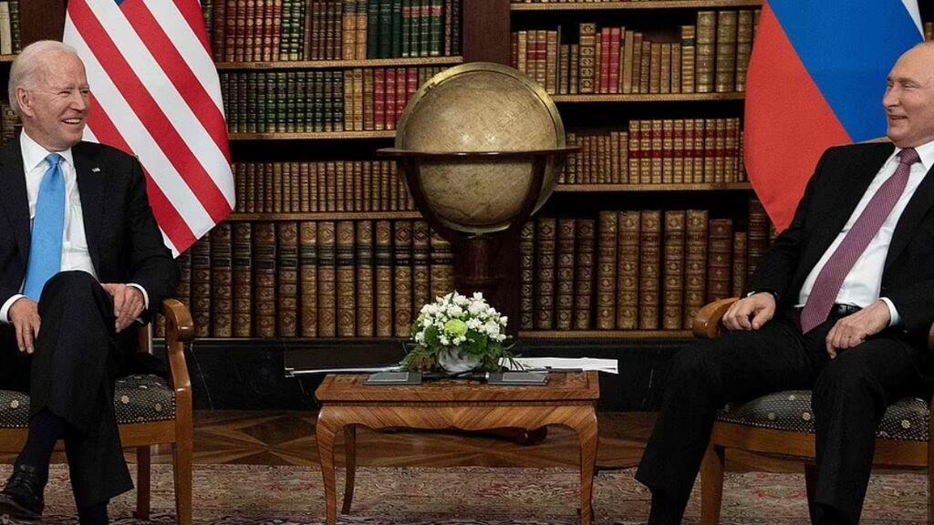 El encuentro de Putin con Biden: el presidente de EEUU le habló de su madre