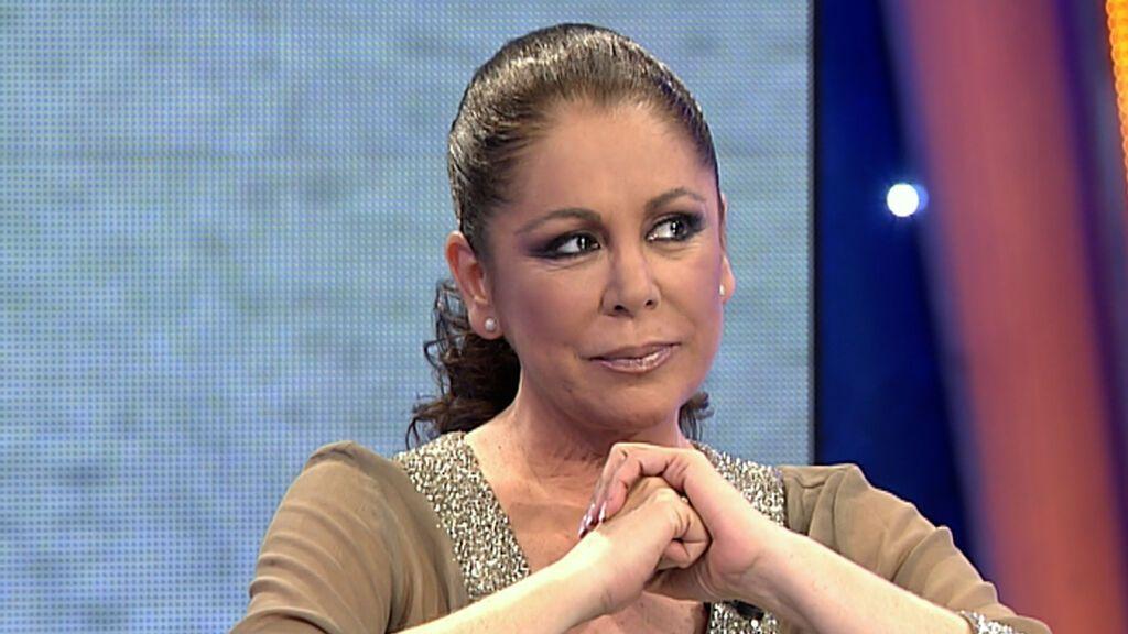El momentazo de Isabel Pantoja en 'Supervivientes 2011'