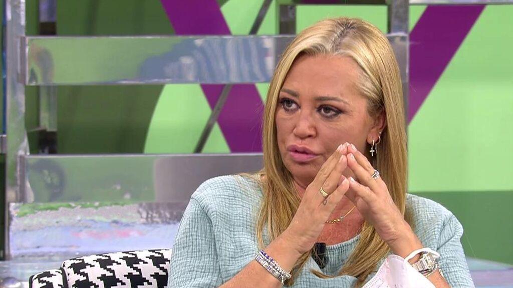 """Belén Esteban, tajante: """"Si yo fuera alguien muy cercano a Rocío Flores no dejaría que fuera a plató"""""""