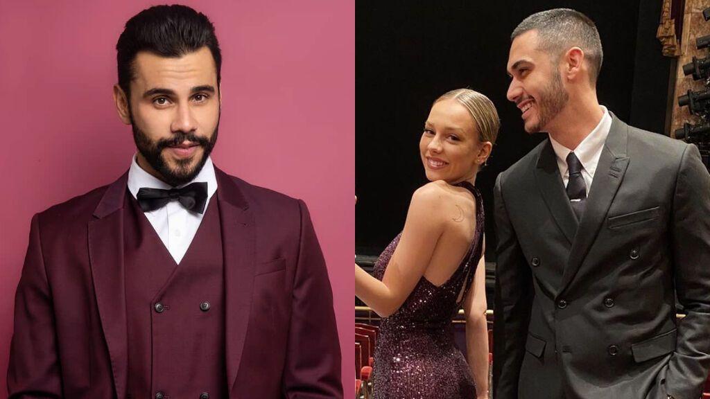"""Carlos, hermano de Alejandro Speitzer habla claro tras su ruptura con Ester Expósito: """"El amor no se acabó"""""""