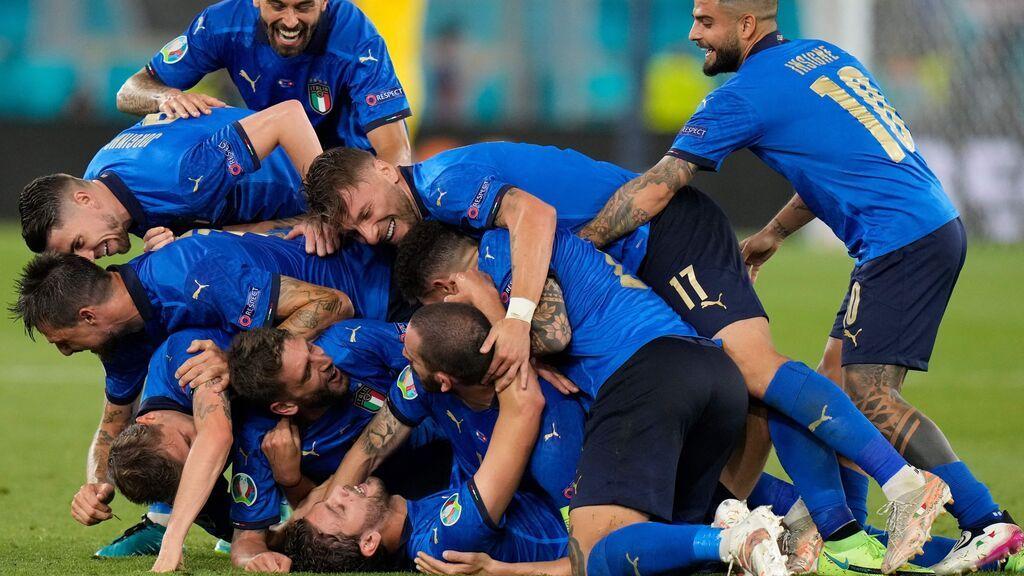Segundo gol de Locatelli ante Suiza que sentencia el partido