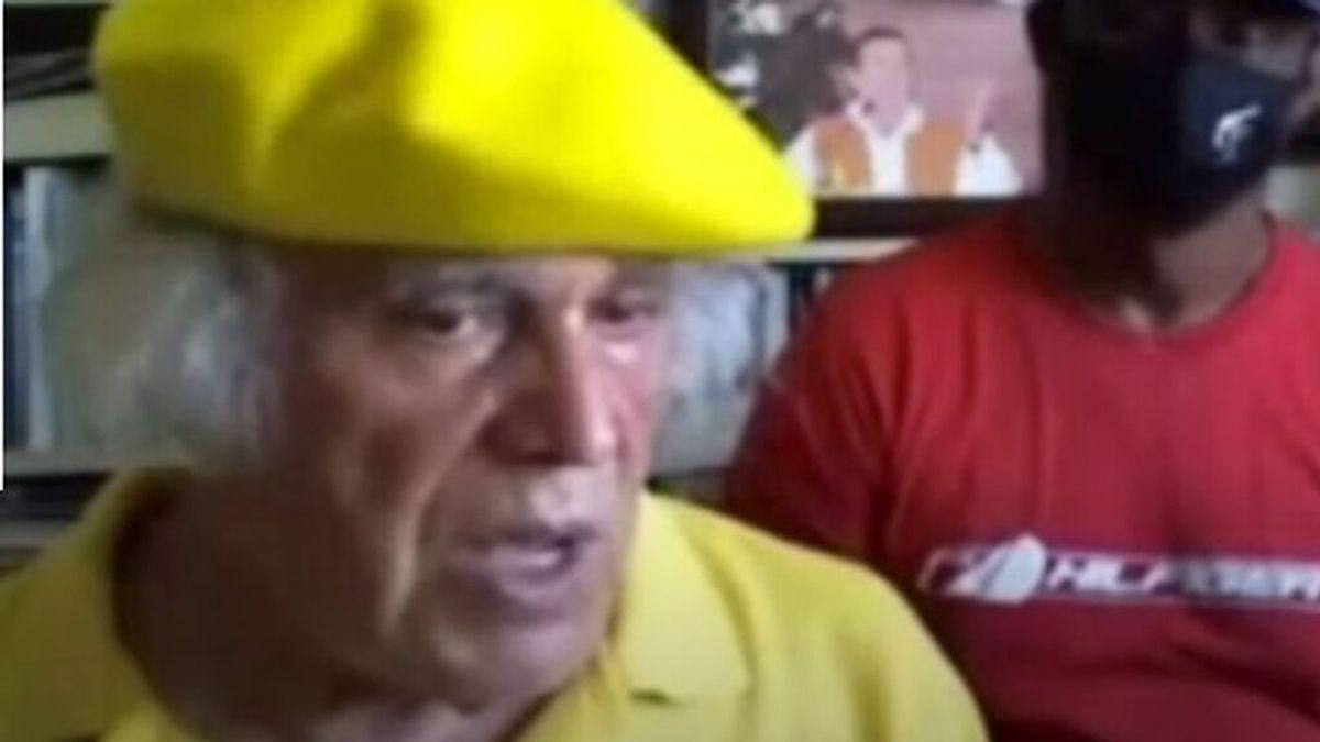El Cabildo de Gran Canaria denuncia al padre Báez ante la Fiscalía por sus mensajes defendiendo a Tomás Gimeno