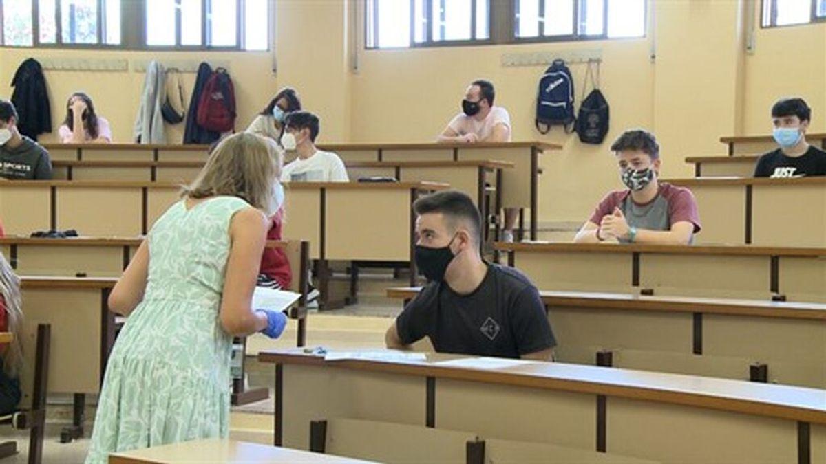 ¿Dónde, cuándo y cómo consultar las notas de la EBAU en Extremadura?