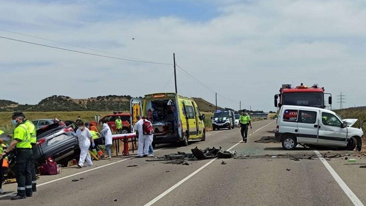 España ha reducido un 80% los accidentes de tráfico en los últimos 30 años, es el cuarto país de la UE con menor tasa de fallecidos por tráfico