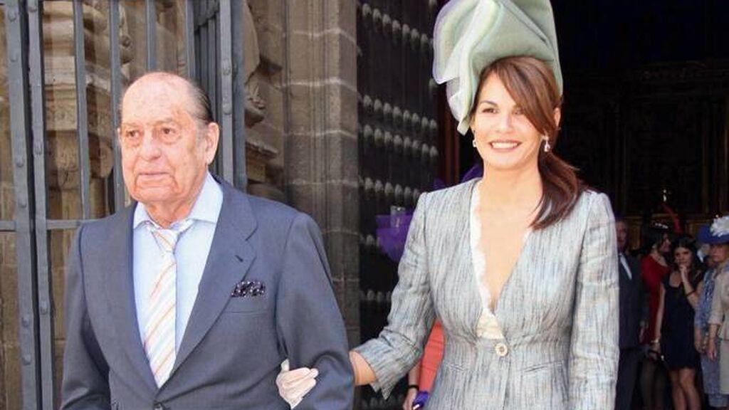 Enrique es duque y pertenece a la jet set de nuestro país.