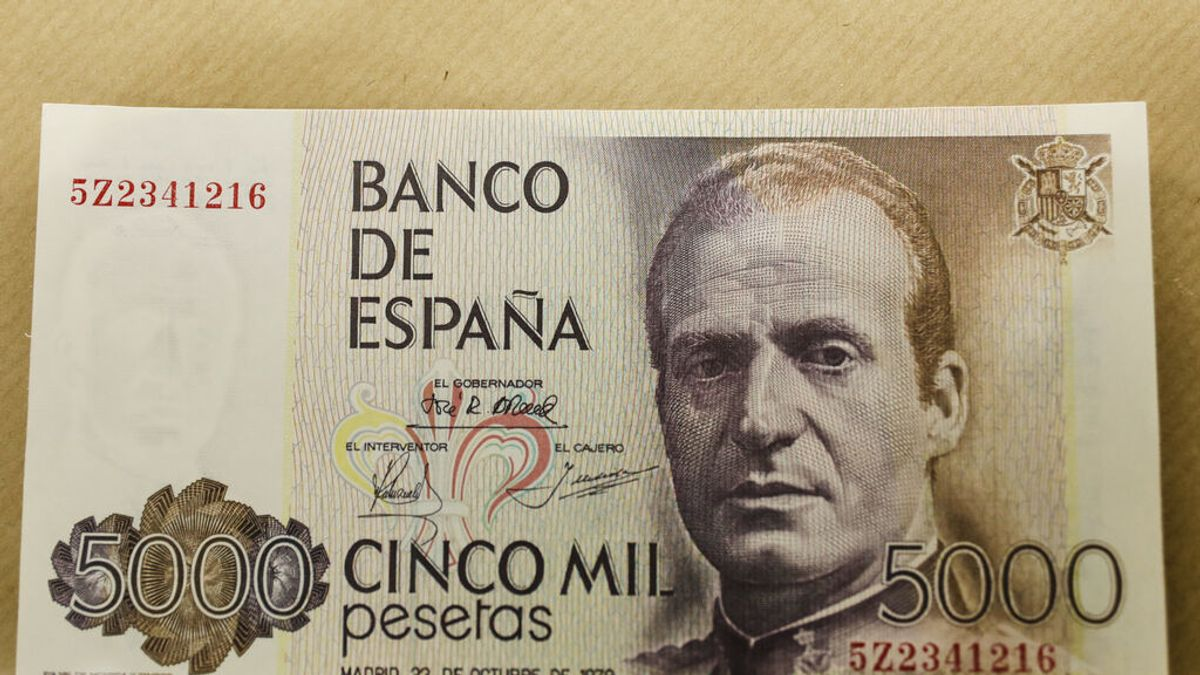 A la peseta le quedan menos de 15 días: todavía
