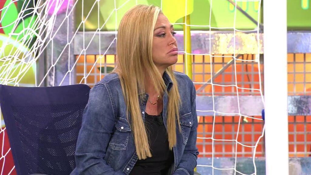 """Lo que """"sorprende"""" a Belén Esteban: """"Cuando María José estudiaba, estaba sola, cuando Jesulín viene a Madrid son un pack"""""""