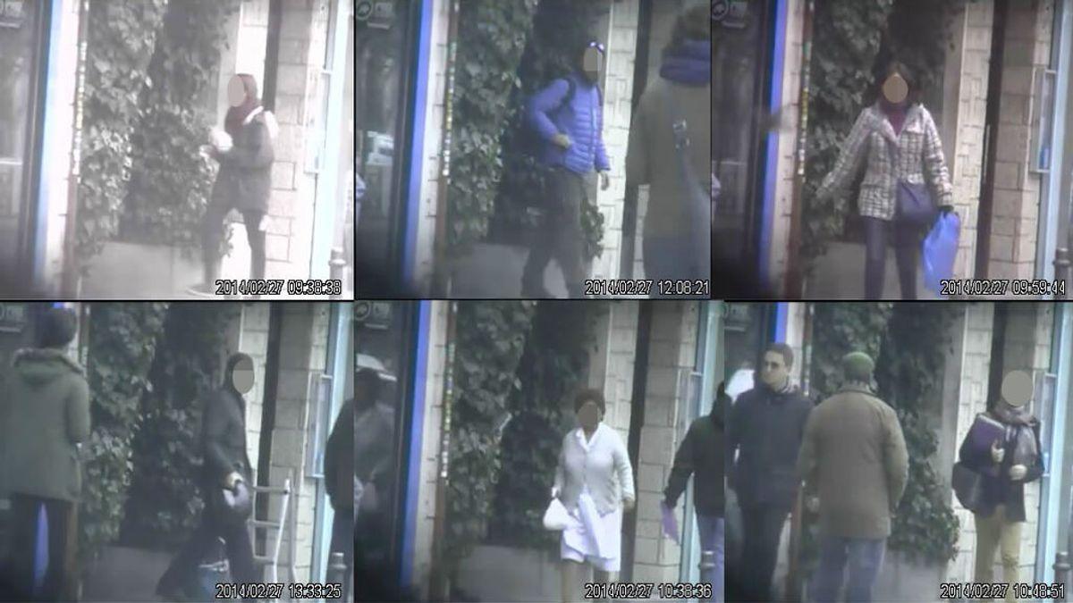 Las imágenes que prueban la operación Kitchen: Interior espió al abogado de Bárcenas después de visitarle en prisión