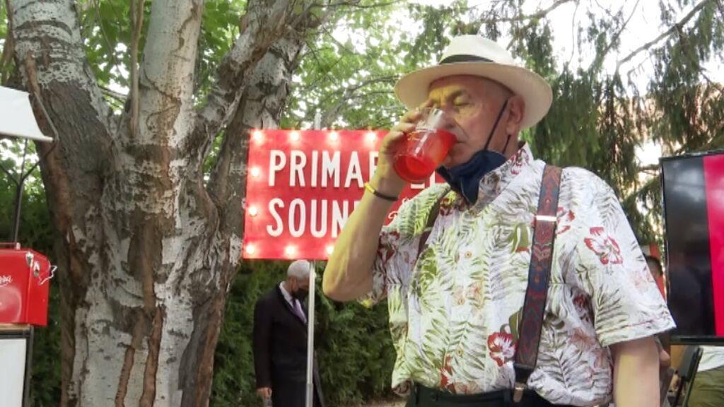 El 'Primabuela Sound', un festival de música para los más mayores que ha triunfado en una residencia de Lleida