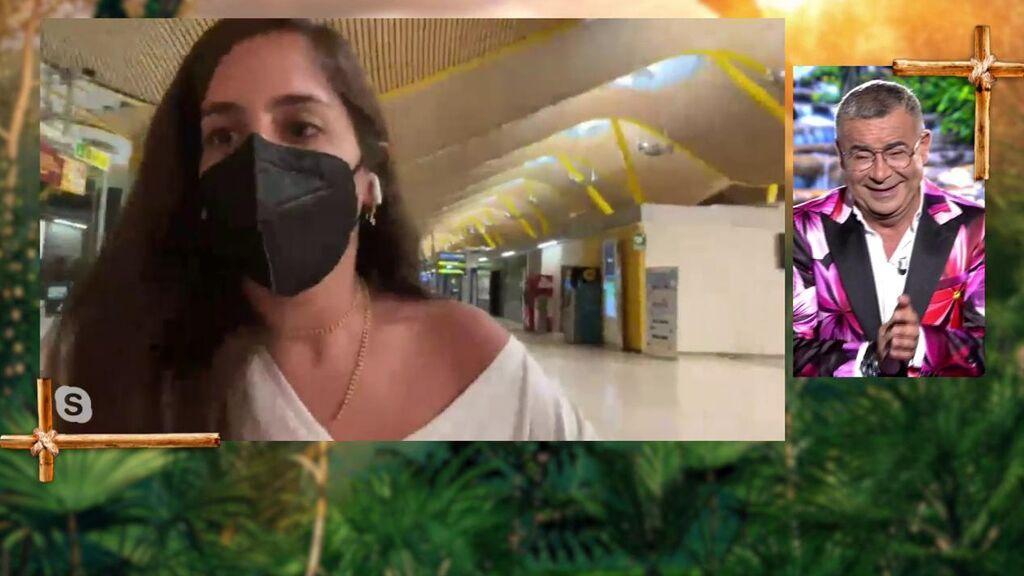 Anabel Pantoja se marcha a Honduras para visitar a Omar Sánchez