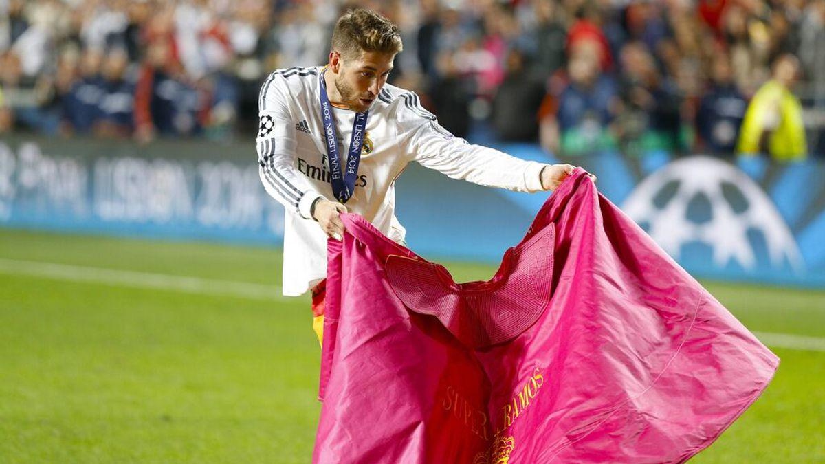 Sergio Ramos, gracias y cierra al salir